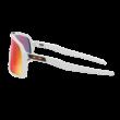 OAKLEY Sutro Sportszemüveg - Matt White, White Prizm Road Lens