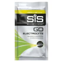SiS GO Elektrolit italpor - 40g - Citrom & Lime