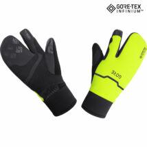 GORE® Wear GTX Infinium Thermo Split Gloves - Téli kerékpáros kesztyű