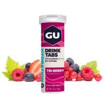 GU HYDRATION DRINK pezsgõtabletta 12 db erdei gyümölcs ízű