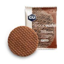 GU ENERGY STROOPWAFFEL sós csokoládé ízû gluténmentes energia szelet