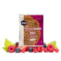 GU ENERGY STROOPWAFFEL erdei gyümölcs ízû gluténmentes energia szelet
