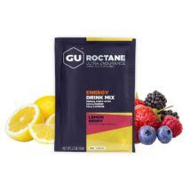GU ROCTANE ENERGY DRINK MIX citrom-erdei gyümölcs ízű energiaital 35 mg koffeinnel