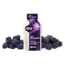GU energy gel szeder 6 Jet-blackberry