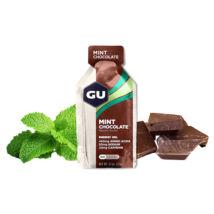 GU energy gel menta csoki / mint chocolate