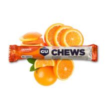 GU ENERGY CHEWS narancs ízű energia gumicukor 8 db
