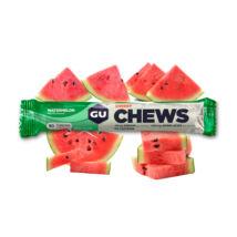 GU ENERGY CHEWS görögdinnye ízű energia gumicukor 8 db