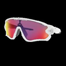 OAKLEY Jawbreaker Sportszemüveg - Polished White, Whitw Prizm Road Lens