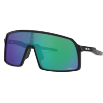 OAKLEY S Sutro Sportszemüveg - Polished Black-White Prizm Jade Lens