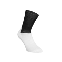 POC Essential Road Socks Uranium Black/Hydrogen White