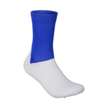 POC Essential Road Socks Light Azurite Blue/Hydrogen White