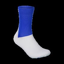 POC Essential Road Socks Light Azurite Blue/Hydrogen White