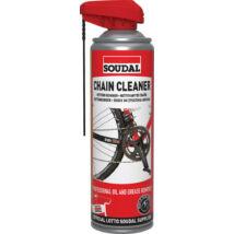 SOUDAL Chain Cleaner - kerékpár lánctisztító spray 500 ml
