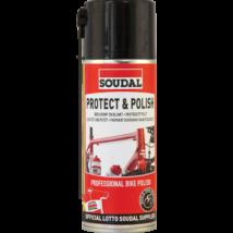SOUDAL Protect&Polish - kerékpárvédő és polírozó spray 400 ml