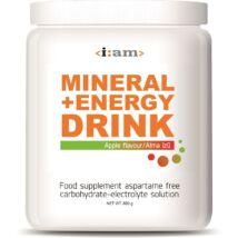 I:AM MINERAL + ENERGY DRINK alma ízű italpor 800g