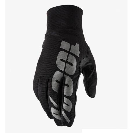 100percent Hydromatic Waterproof gloves-meleg vízálló kerékpáros kesztyű