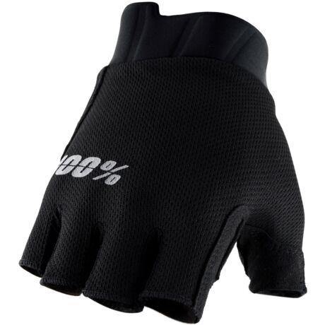 100percent EXCEEDA gloves géles rövidujjú kerékpáros kesztyű