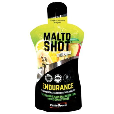 ETHICSPORT MALTO SHOT ENDURANCE GÉL tropical 50 ml