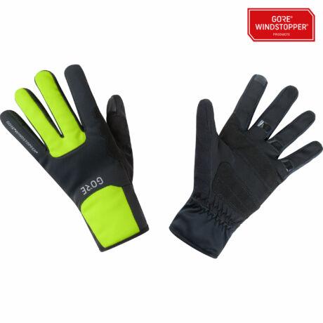 GORE® Wear GORE® WINDSTOPPER® Thermo Gloves - Téli kerékpáros kesztyű