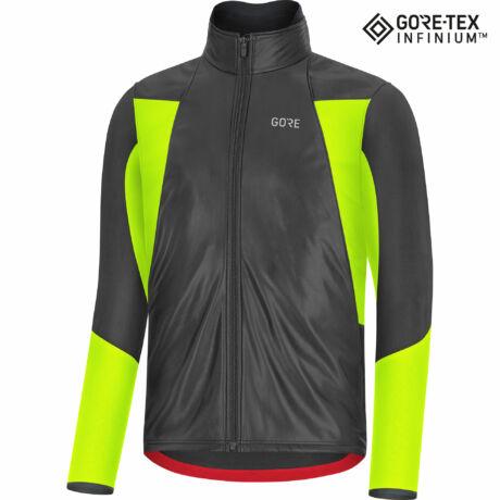 GORE® Wear C5 GORE-TEX INFINIUM™ Soft Lined Thermo Jacket - TÉLI szélálló kerékpáros dzseki