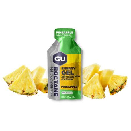 GU Roctane energy gel ananász