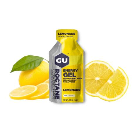 GU Roctane energy gel limonádé / lemonade