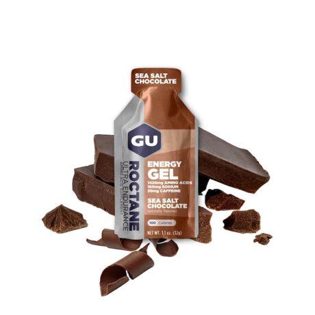 GU Roctane energy gel tengeri só-csokoládé / Sea salt-Chocolate