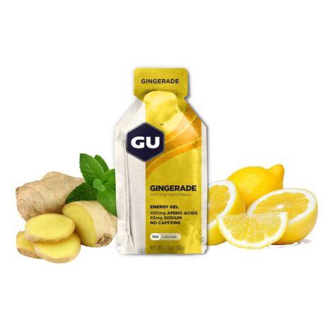 GU energy gel gyömbér / Gingerade