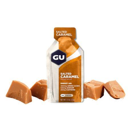 GU energy gel sós karamell /salted caramel