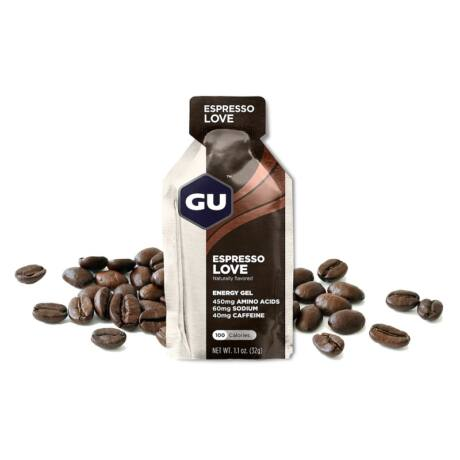 GU energy gel kávé / Espresso Love