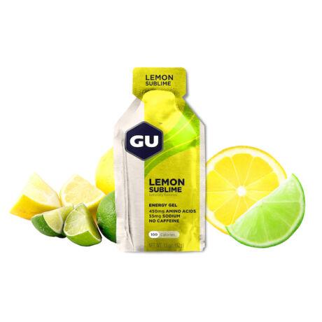 GU energy gel citrom-lime / Lemon Sublime
