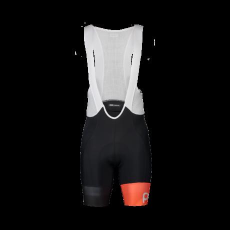 POC Road VPDs Bib Shorts Uranium Black/Hydrogen White kerékpáros nadrág