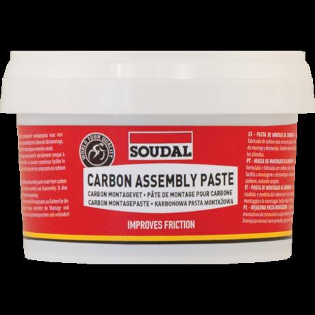 SOUDAL CARBON ASSEMBLY PASTE - szénszálas szerelőpaszta(karbon paszta)