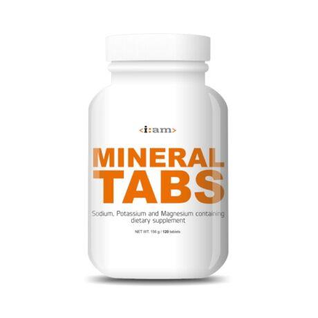 I:AM MINERAL TABS sótabletta 20 db bliszteres kiszerelés